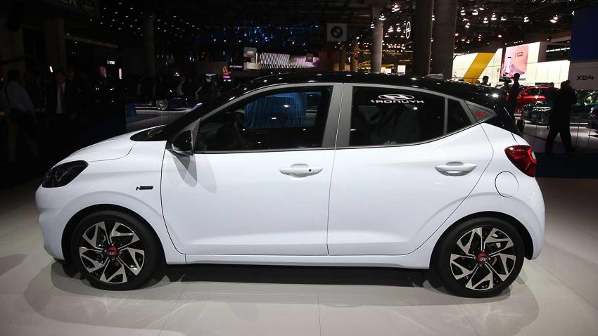 Hyundai i10 N Line 2020 phiên bản thể thao - 25