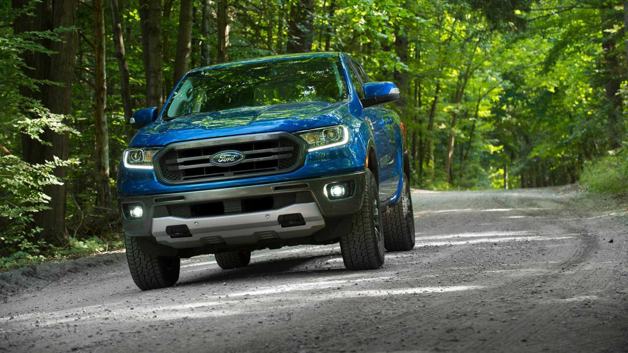 Ford Ranger thế hệ mới sẽ trang bị động cơ xăng và dầu V6 - 5
