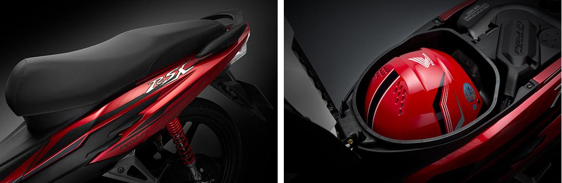 Honda giới thiệu Wave RSX FI 110 phiên bản mới, giá từ 21,69 triệu đồng - 5