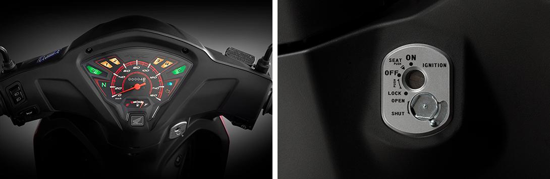 Honda giới thiệu Wave RSX FI 110 phiên bản mới, giá từ 21,69 triệu đồng - 7