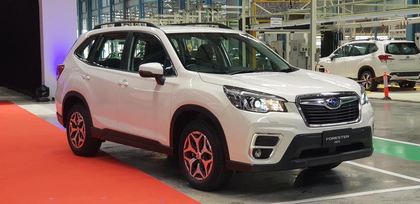 Vòng loại cuộc thi Subaru Palm Challenge 2019 diễn ra ngày 20-9 tại Hà Nội - 1