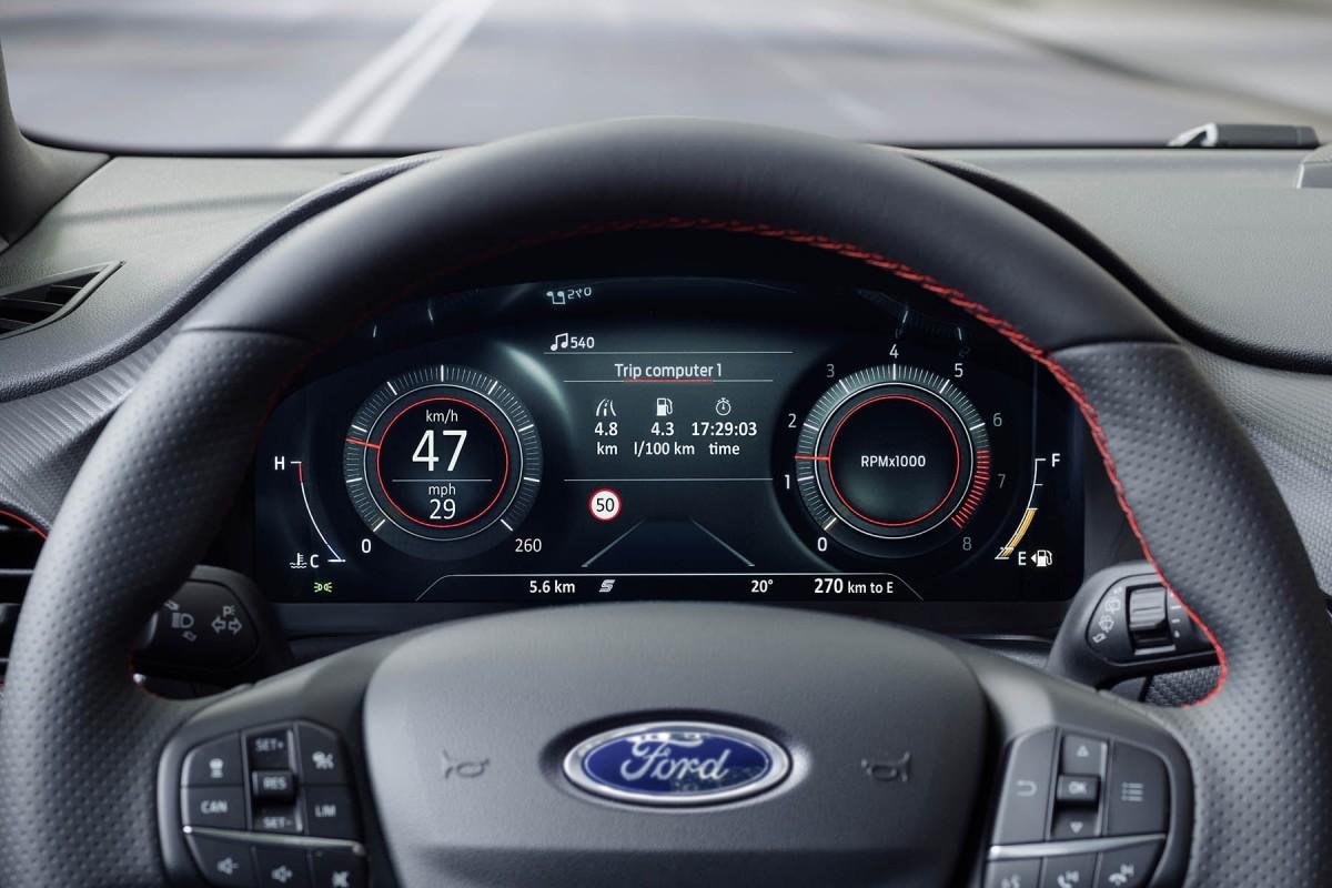 Ford Puma ra mắt phiên bản Titanium X với nhiều trang bị hiện đại - 11