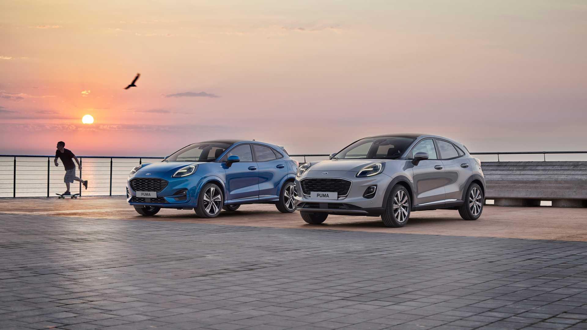 Ford Puma ra mắt phiên bản Titanium X với nhiều trang bị hiện đại - 2