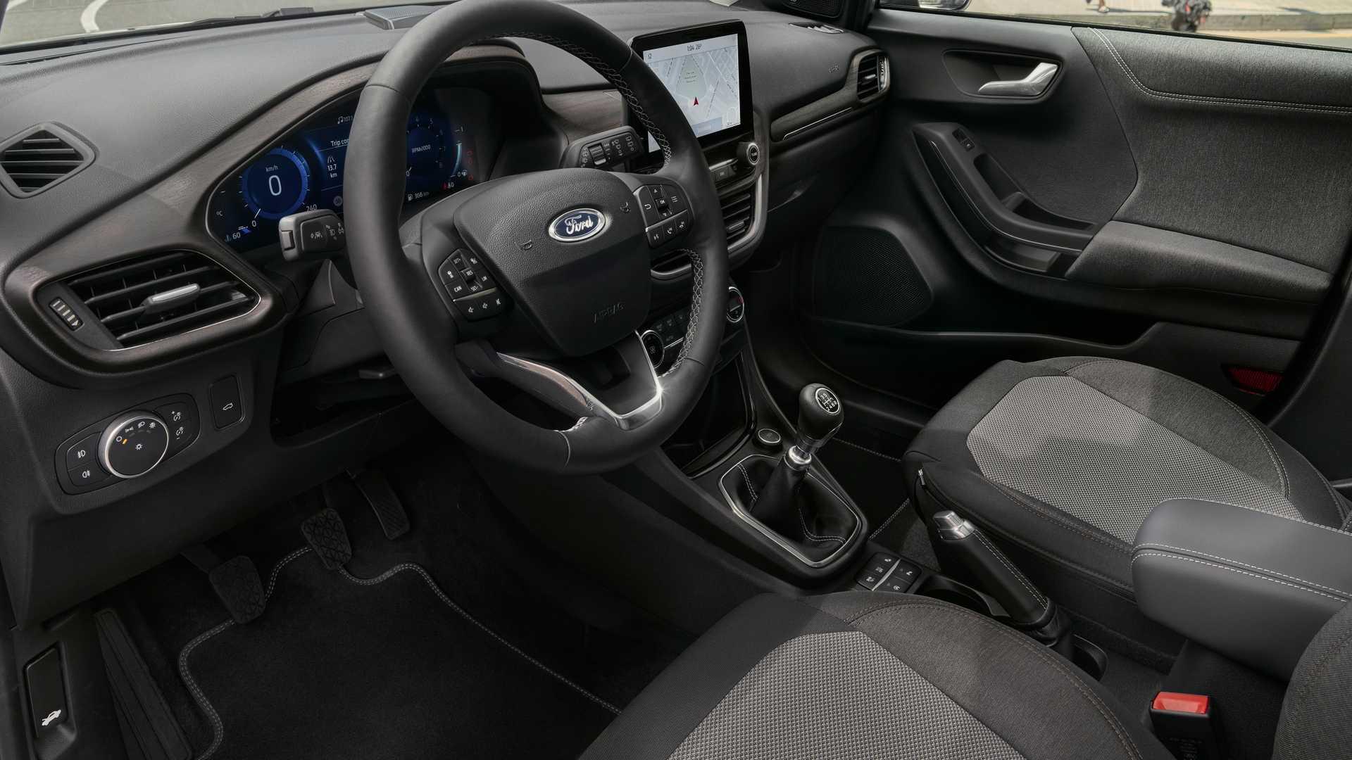 Ford Puma ra mắt phiên bản Titanium X với nhiều trang bị hiện đại - 6