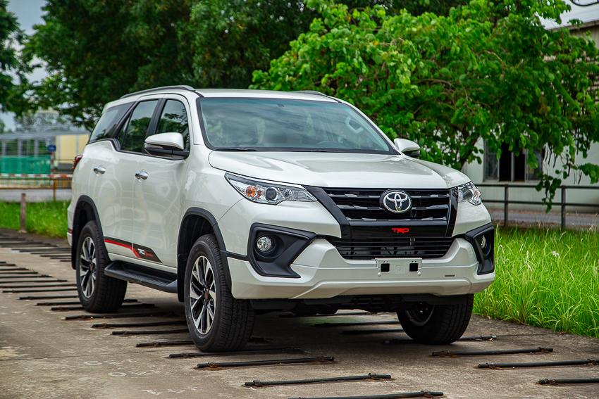 Chương trình ưu đãi khi mua xe Toyota Corolla Altis, Fortuner và Innova trong tháng 9 - 3