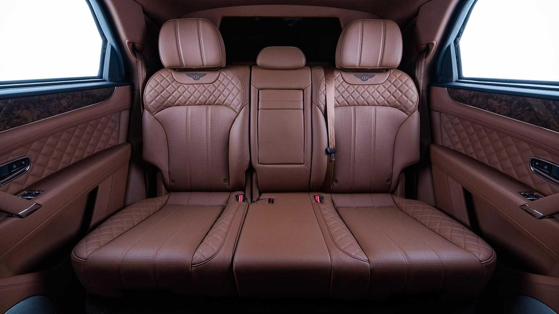 SUV siêu sang Bentley Bentayga phiên bản bọc thép - 10