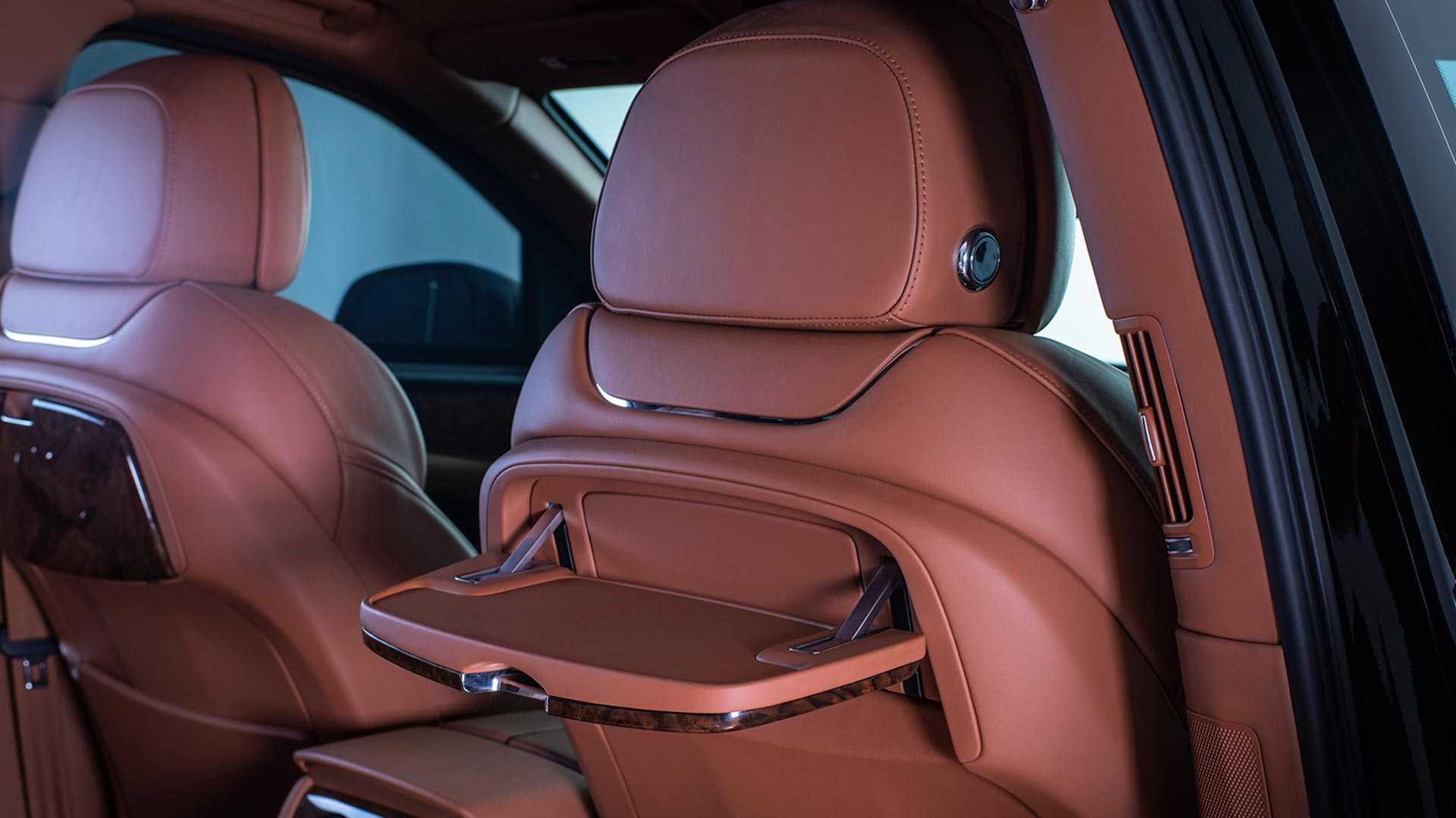 SUV siêu sang Bentley Bentayga phiên bản bọc thép - 08