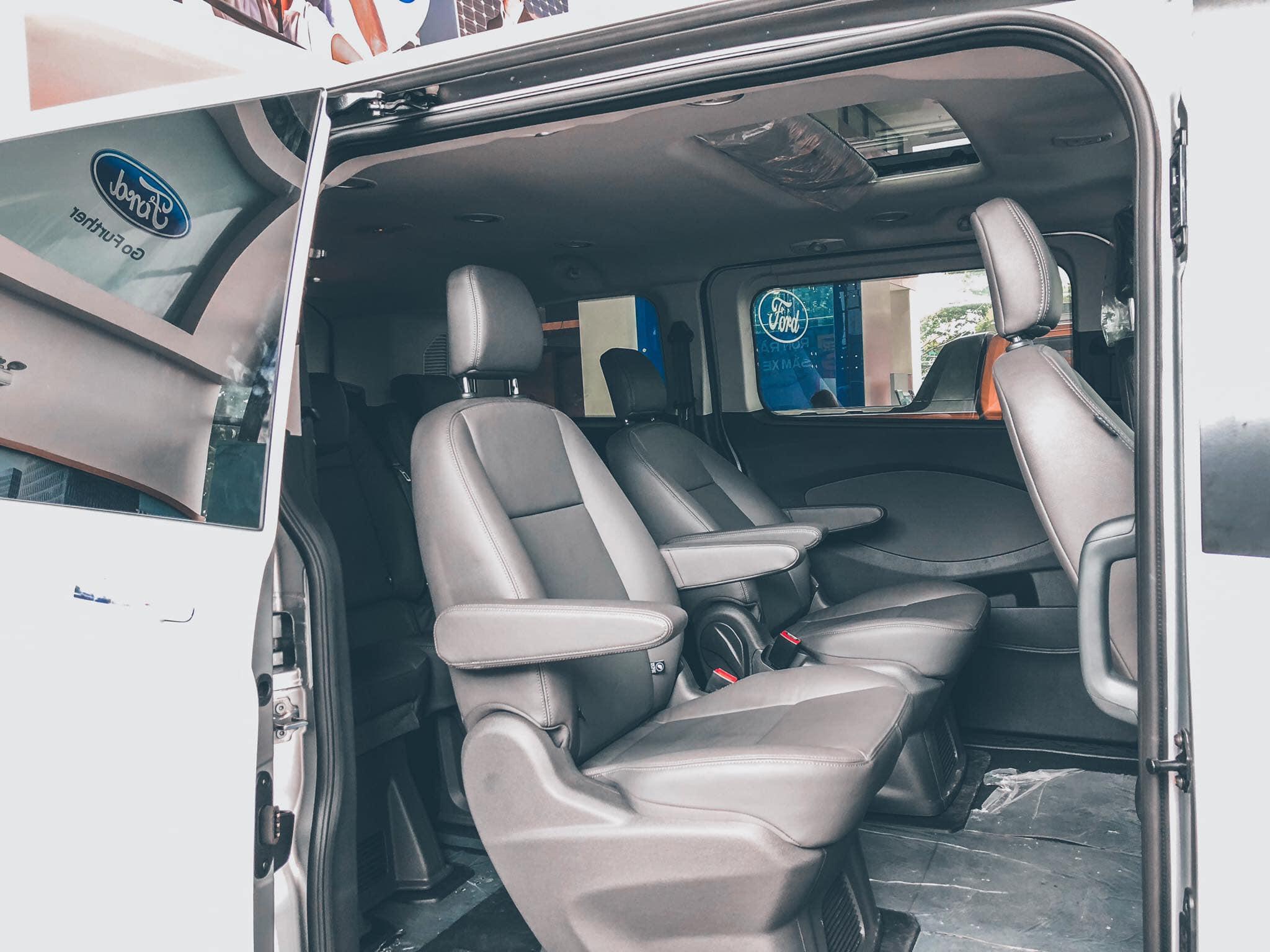Ford Tourneo sắp được ra mắt tại Việt Nam - 08