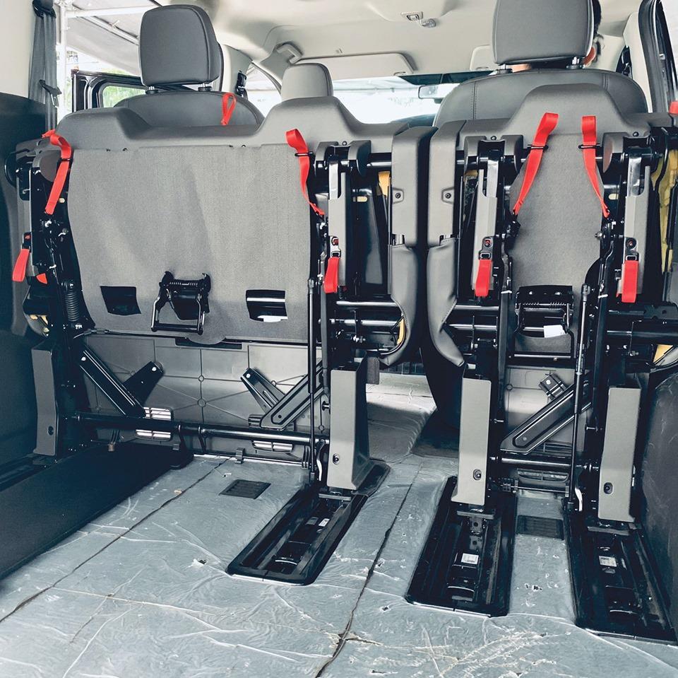 Ford Tourneo sắp được ra mắt tại Việt Nam - 16