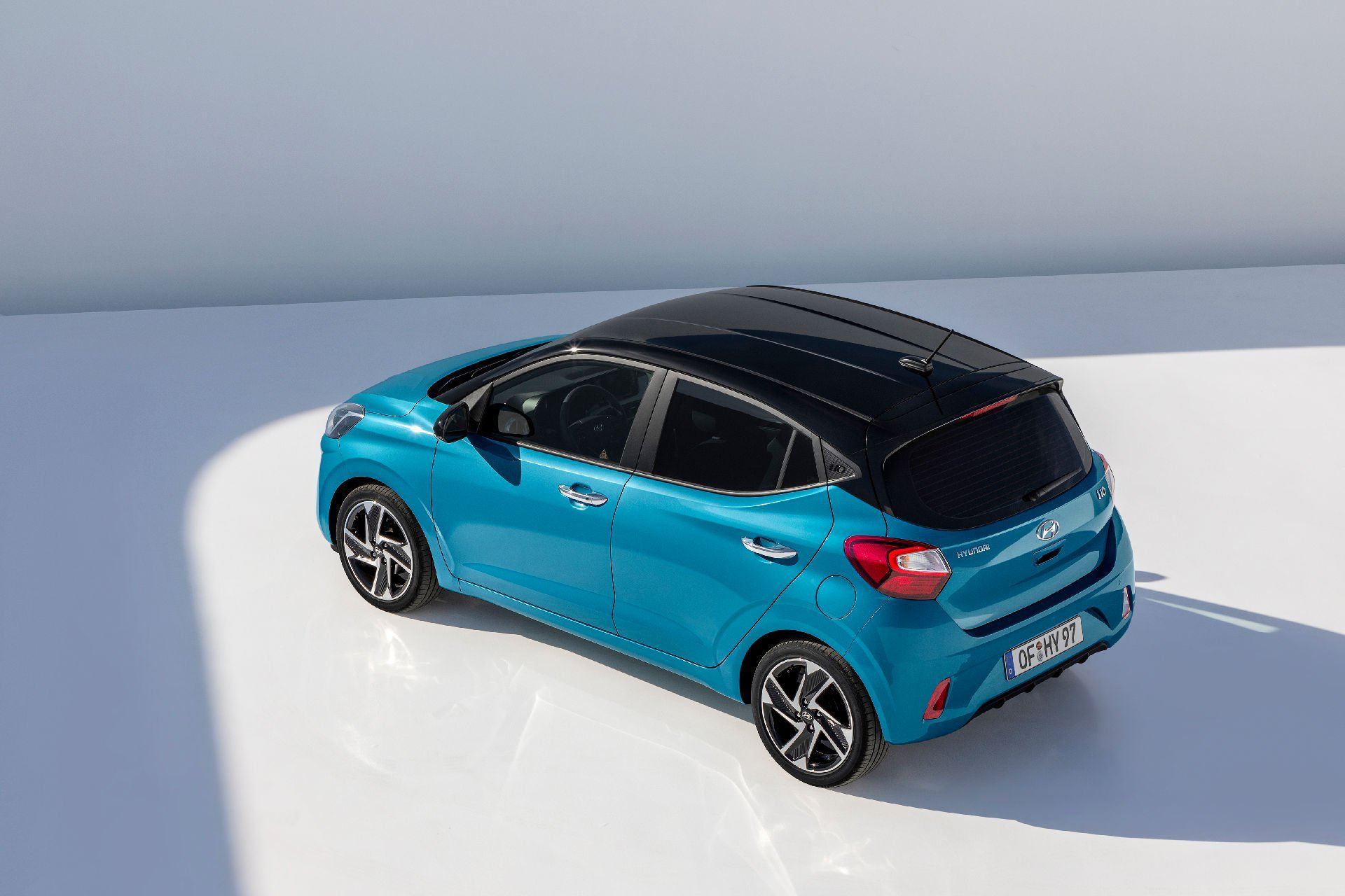 Hyundai i10 thế hệ mới sắp được ra mắt tại Frankfurt Motor Show 2019 - 3