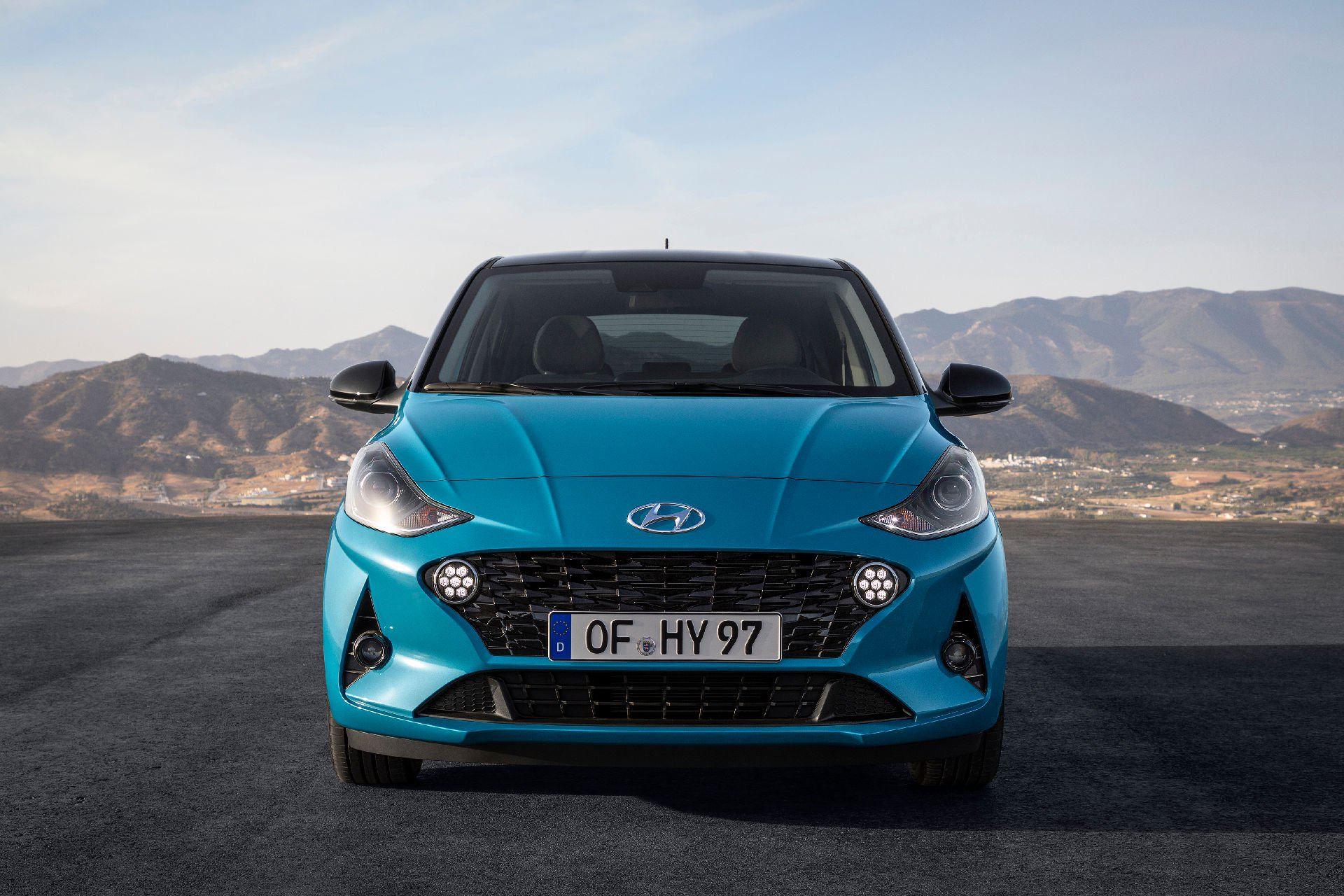 Hyundai i10 thế hệ mới sắp được ra mắt tại Frankfurt Motor Show 2019 - 5
