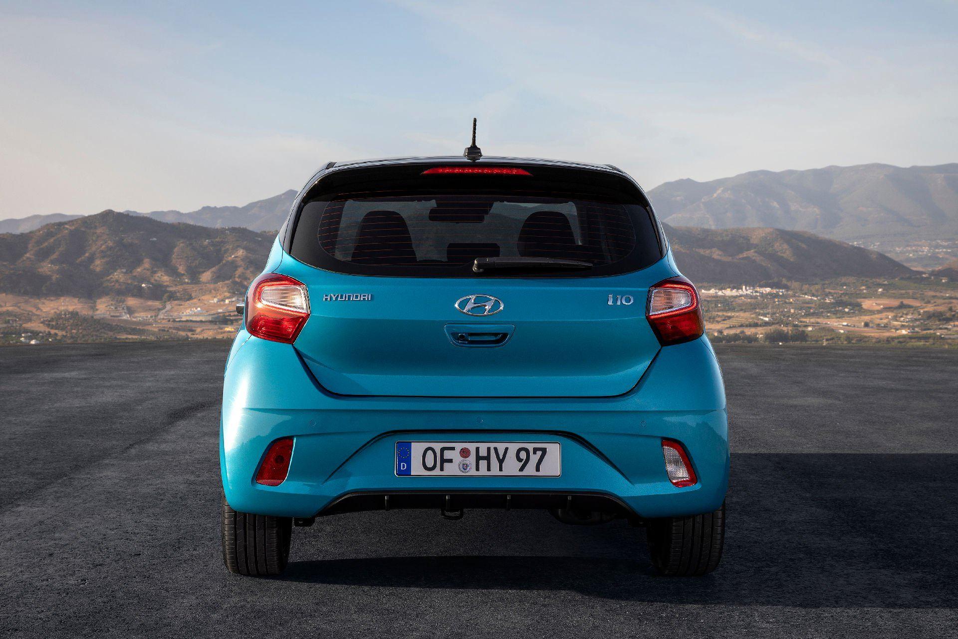 Hyundai i10 thế hệ mới sắp được ra mắt tại Frankfurt Motor Show 2019 - 6