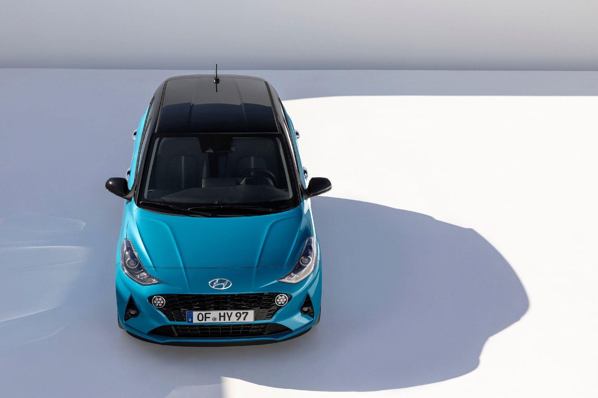 Hyundai i10 thế hệ mới sắp được ra mắt tại Frankfurt Motor Show 2019 - 7