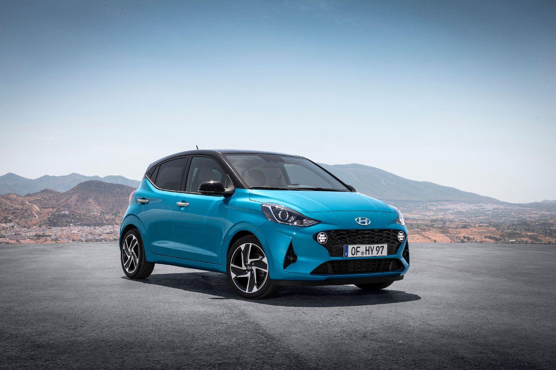 Hyundai i10 thế hệ mới sắp được ra mắt tại Frankfurt Motor Show 2019 - 8