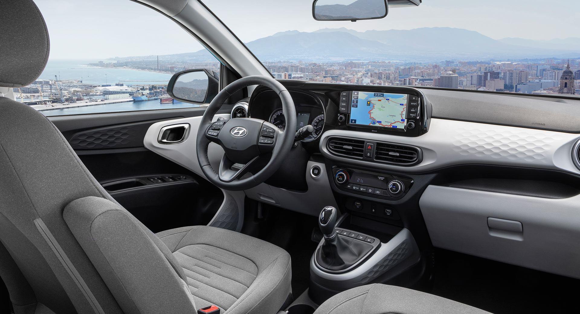 Hyundai i10 thế hệ mới sắp được ra mắt tại Frankfurt Motor Show 2019 - 12