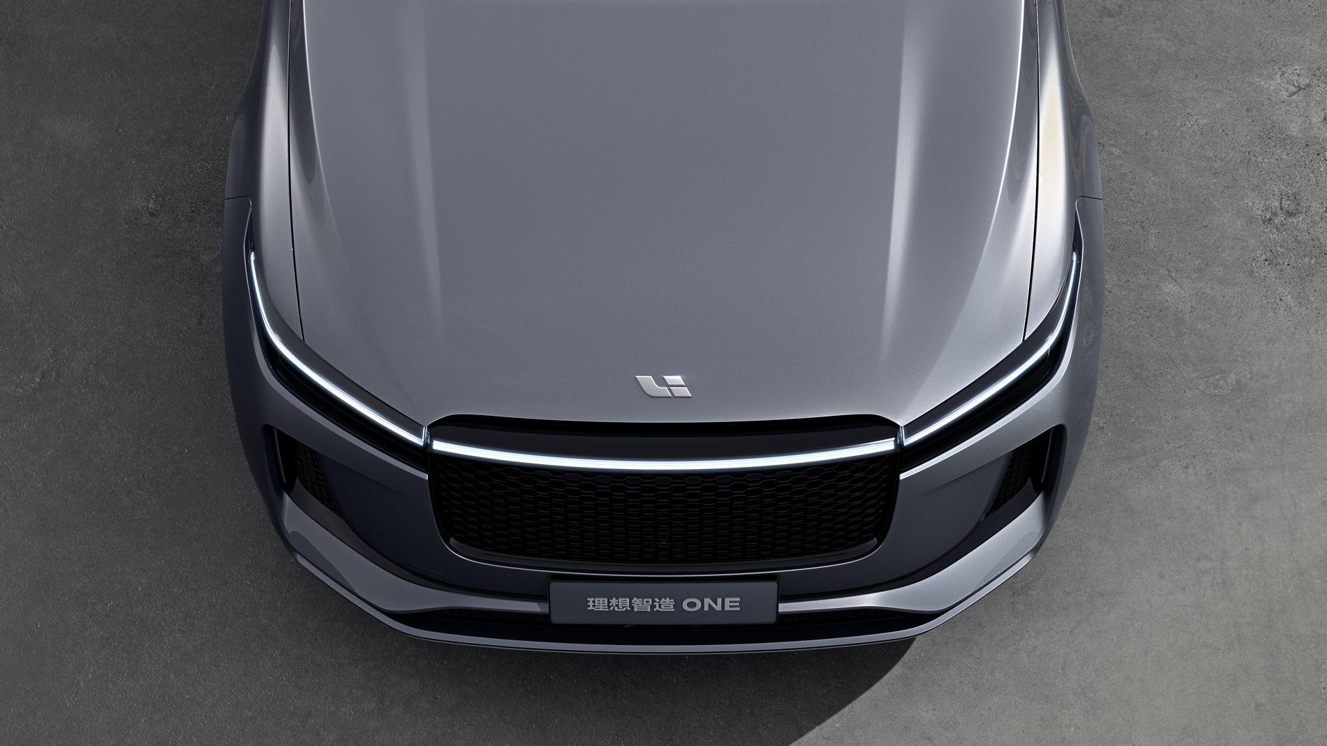 Li Xiang One - SUV Hybrid với công nghệ tự lái Trung Quốc - 01
