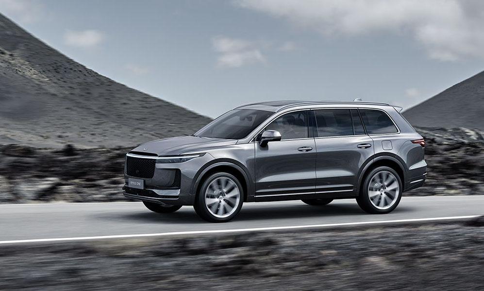 Li Xiang One - SUV Hybrid với công nghệ tự lái Trung Quốc - 10