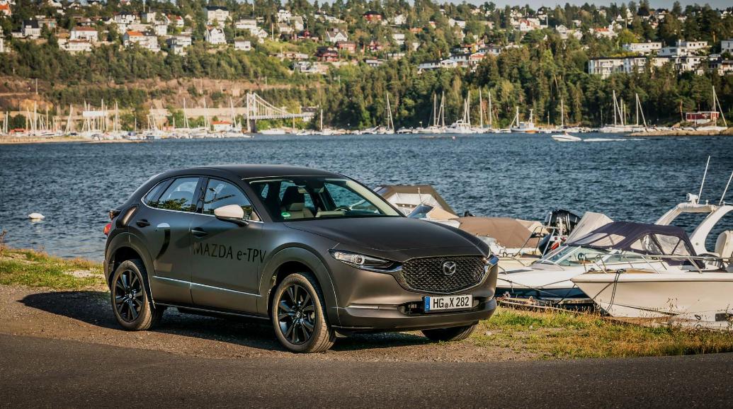 Mẫu xe điện Mazda EV sẽ ra mắt Tokyo Motor Show vào tháng 10 tới đây - 5