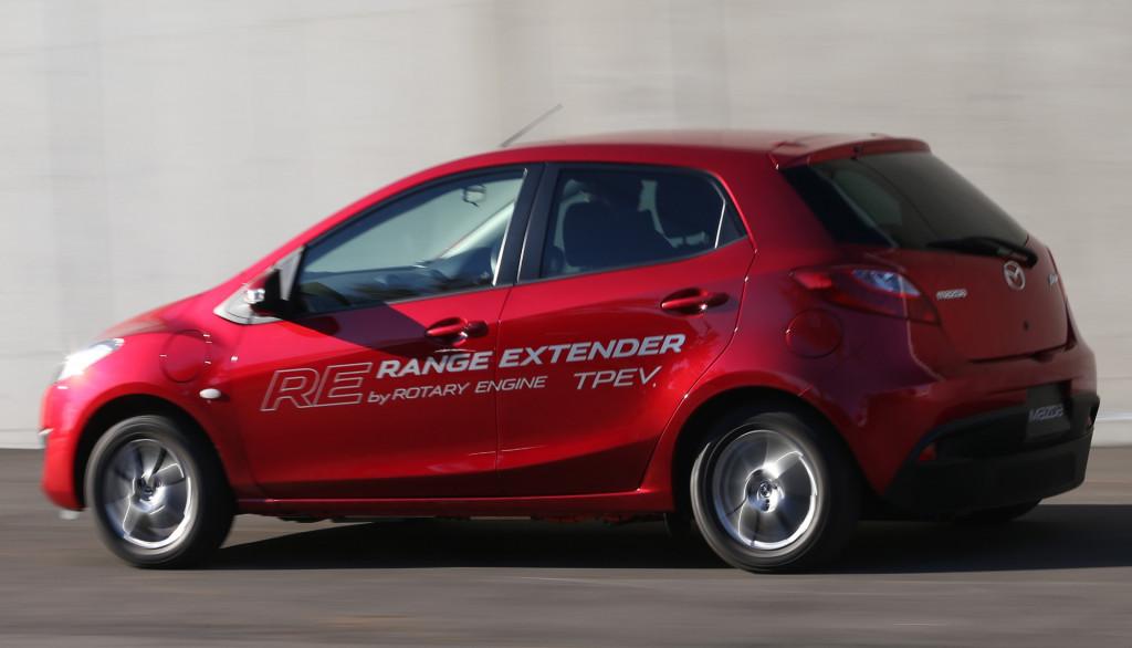 Mẫu xe điện Mazda EV sẽ ra mắt Tokyo Motor Show vào tháng 10 tới đây - 2