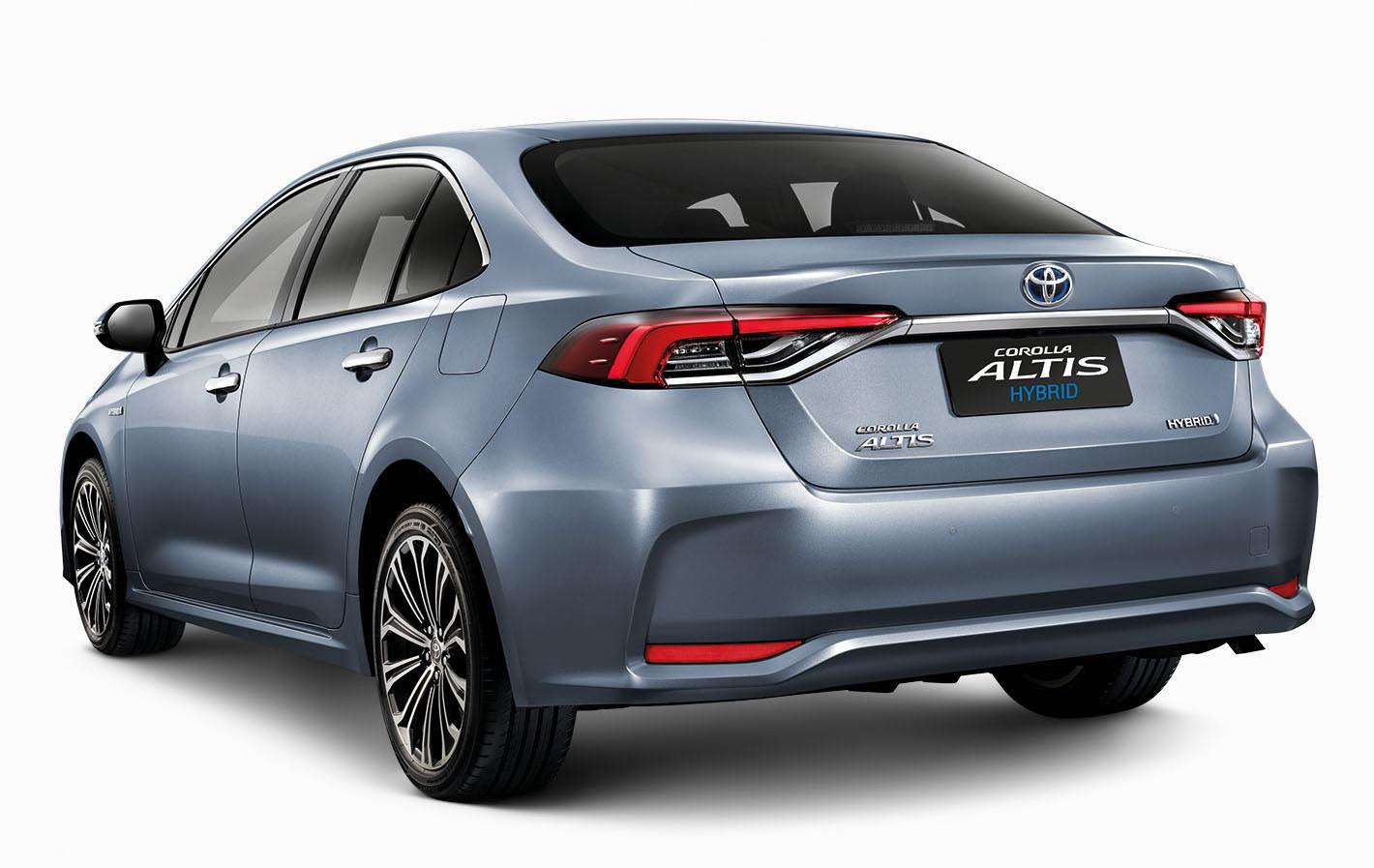 Toyota Corolla Altis 2019 ra mắt tại Thái Lan, giá từ 627 triệu đồng - 02
