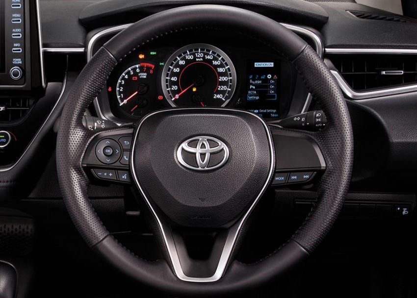 Toyota Corolla Altis 2019 ra mắt tại Thái Lan, giá từ 627 triệu đồng - 10