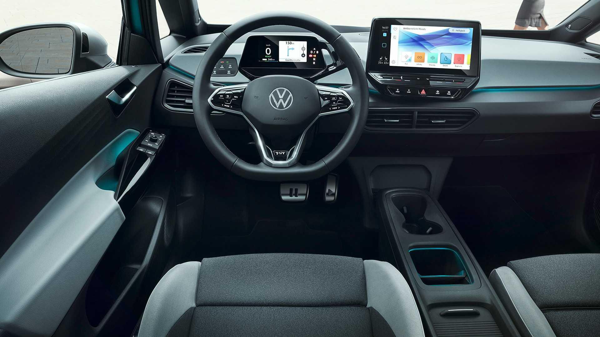 Xe điện Volkswagen ID.3 chính thức ra mắt - 02