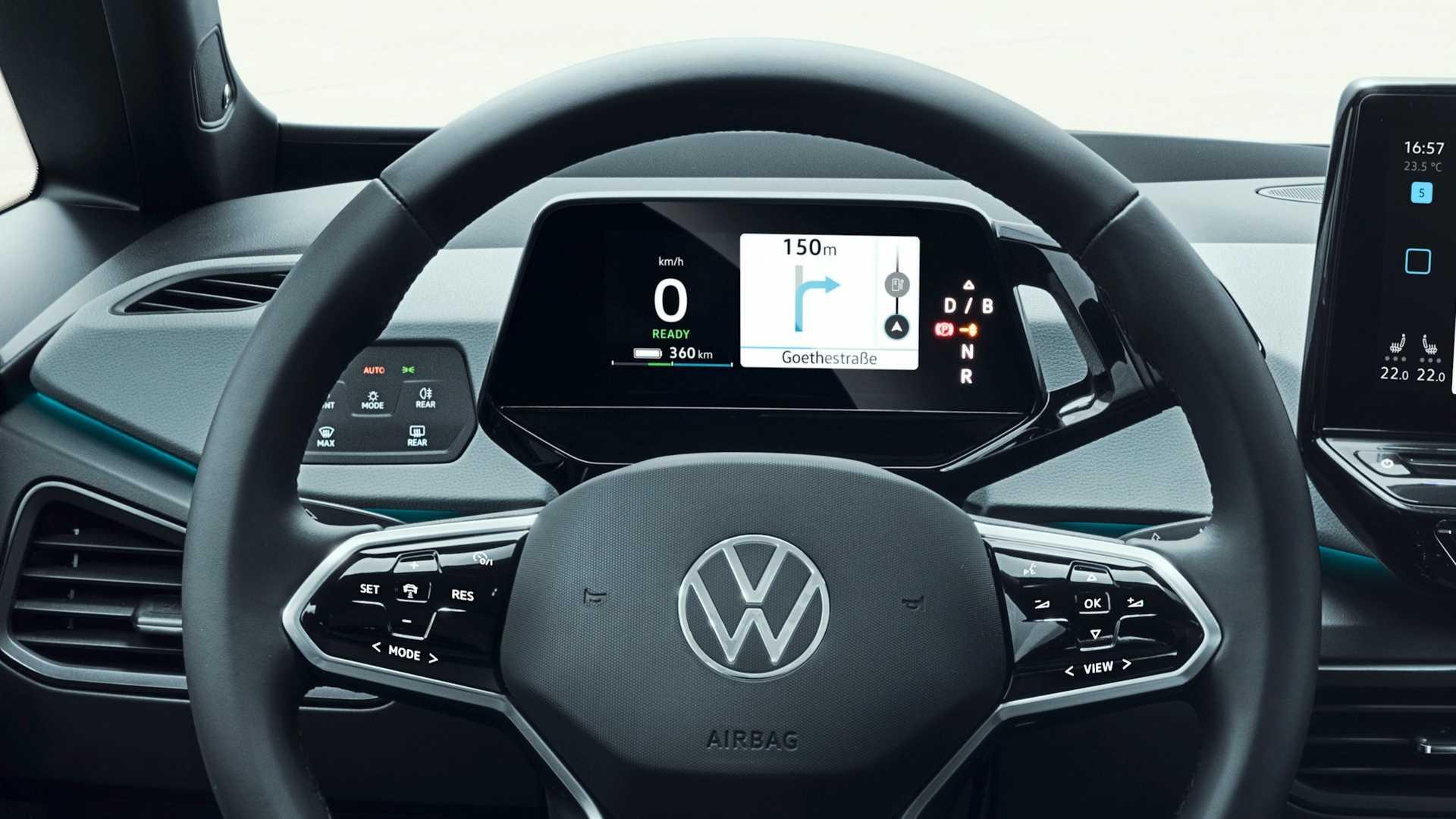 Xe điện Volkswagen ID.3 chính thức ra mắt - 03