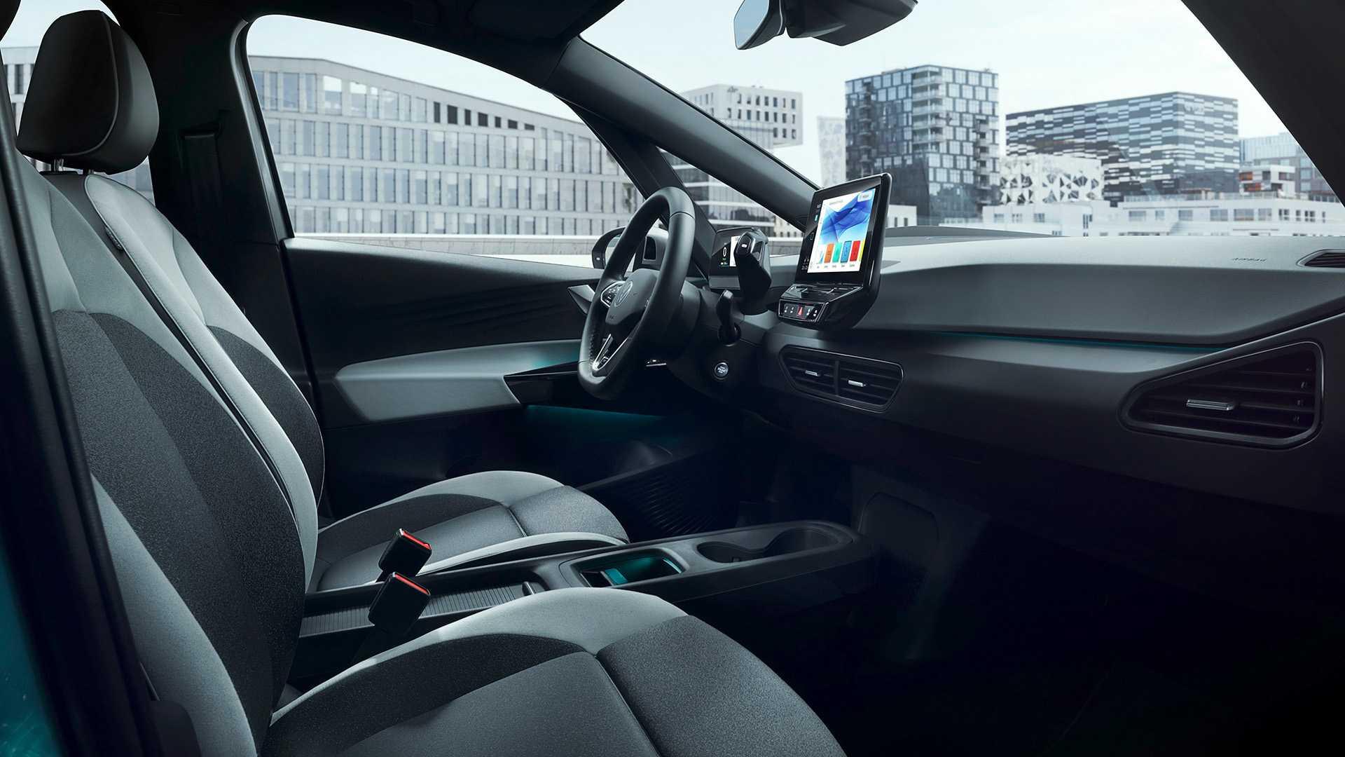 Xe điện Volkswagen ID.3 chính thức ra mắt - 10