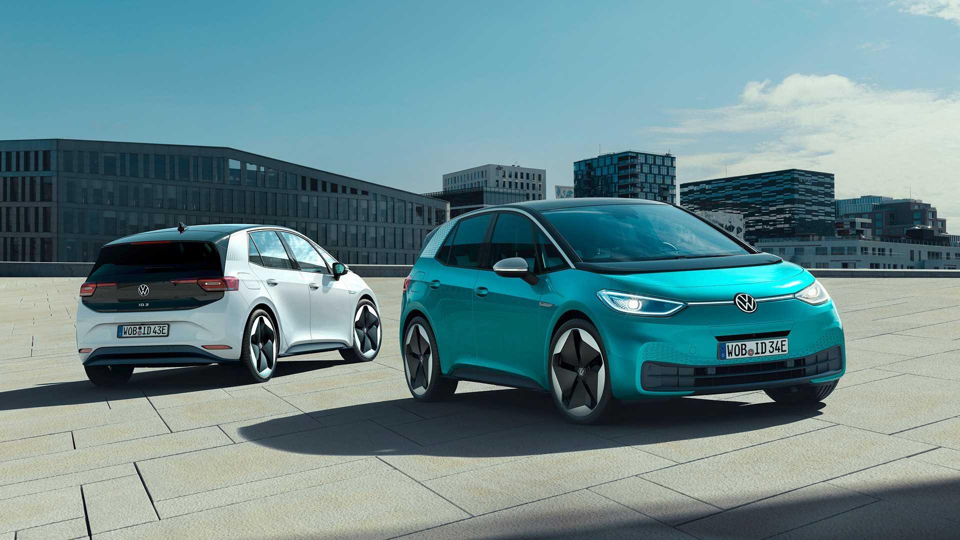 Xe điện Volkswagen ID.3 chính thức ra mắt - 13