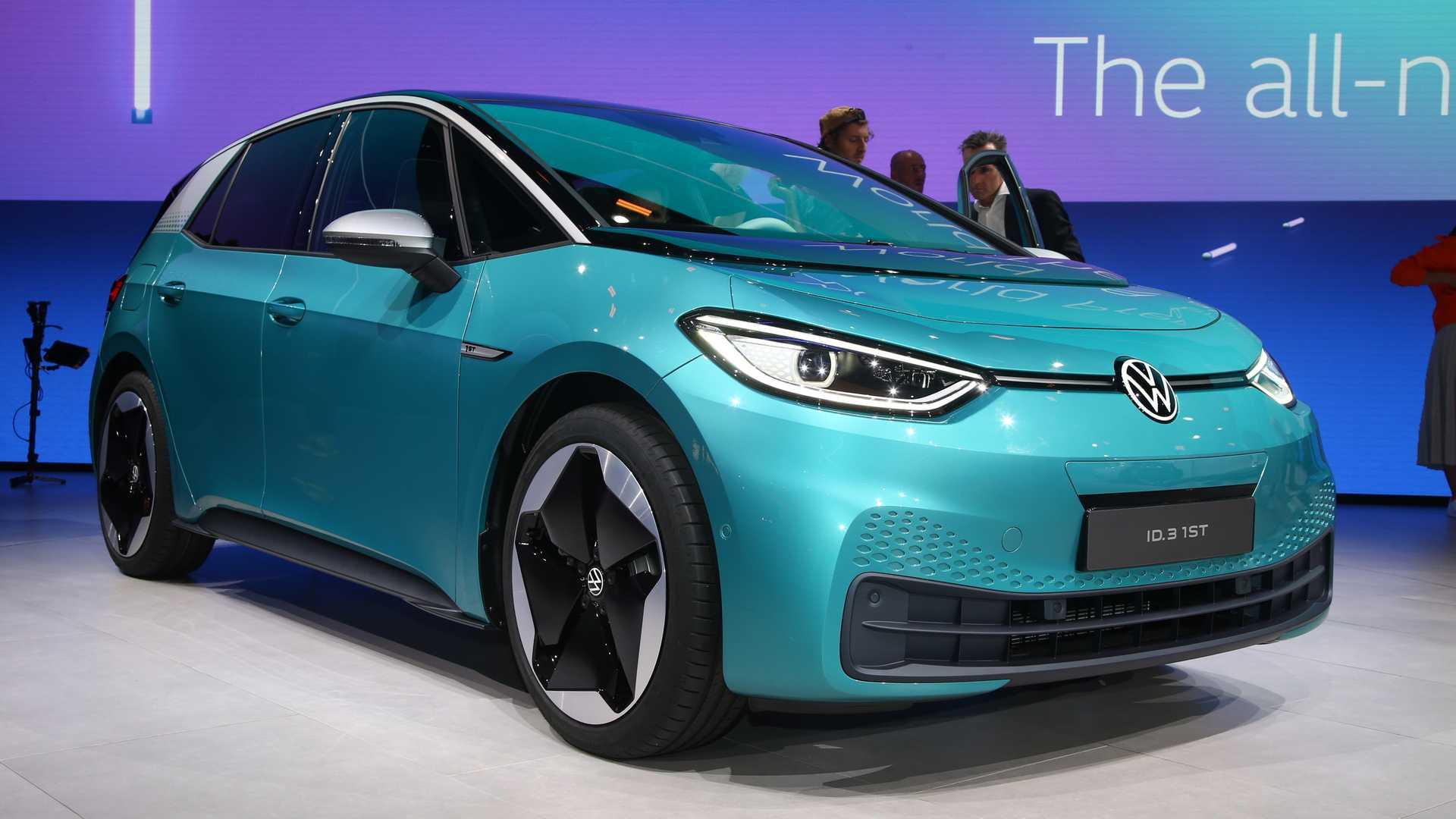Xe điện Volkswagen ID.3 chính thức ra mắt - 14