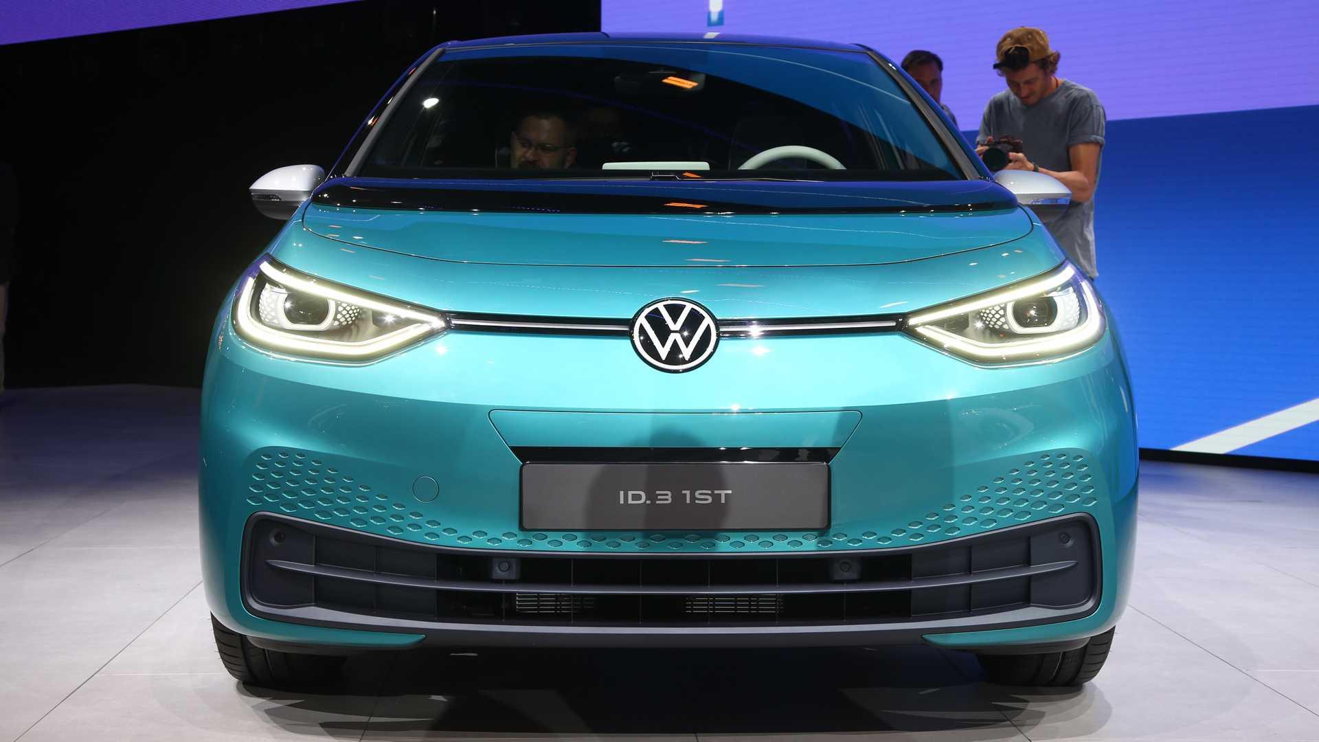 Xe điện Volkswagen ID.3 chính thức ra mắt - 15