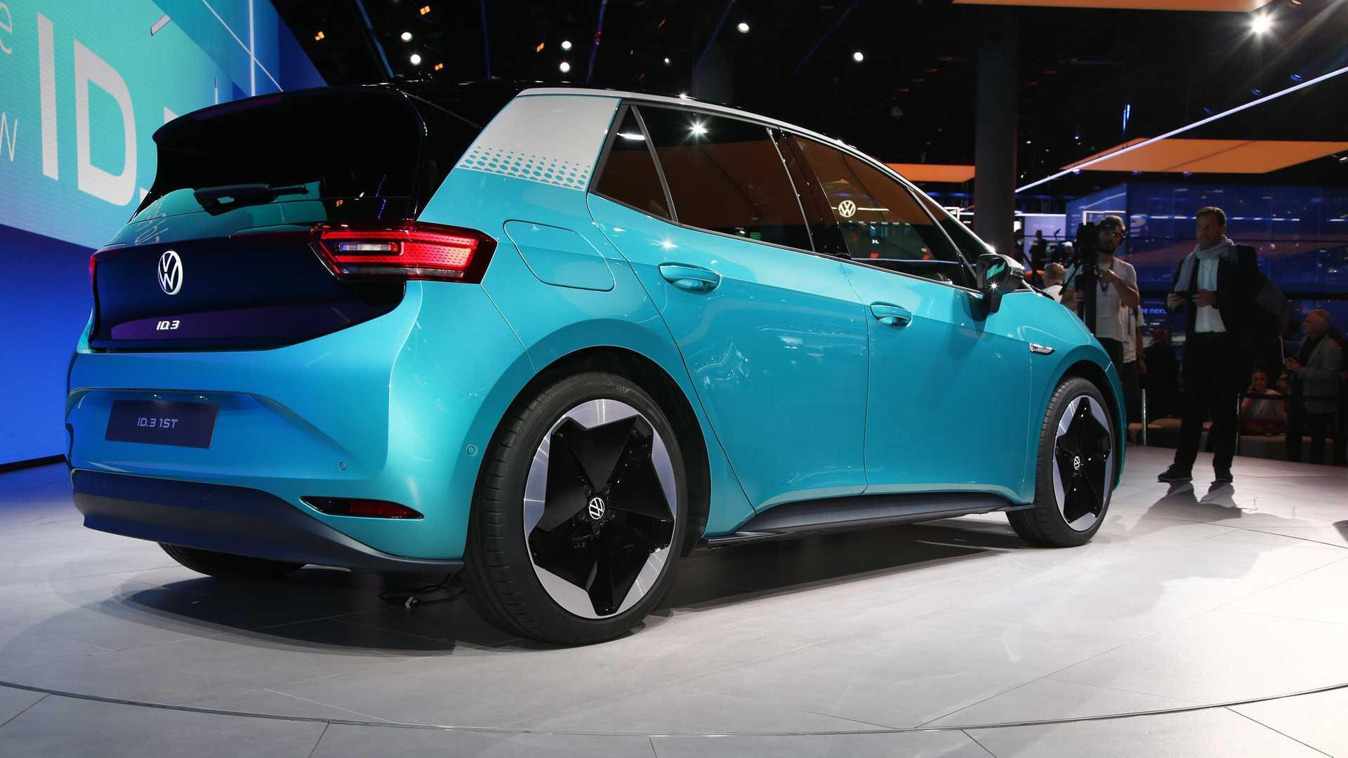 Xe điện Volkswagen ID.3 chính thức ra mắt - 16