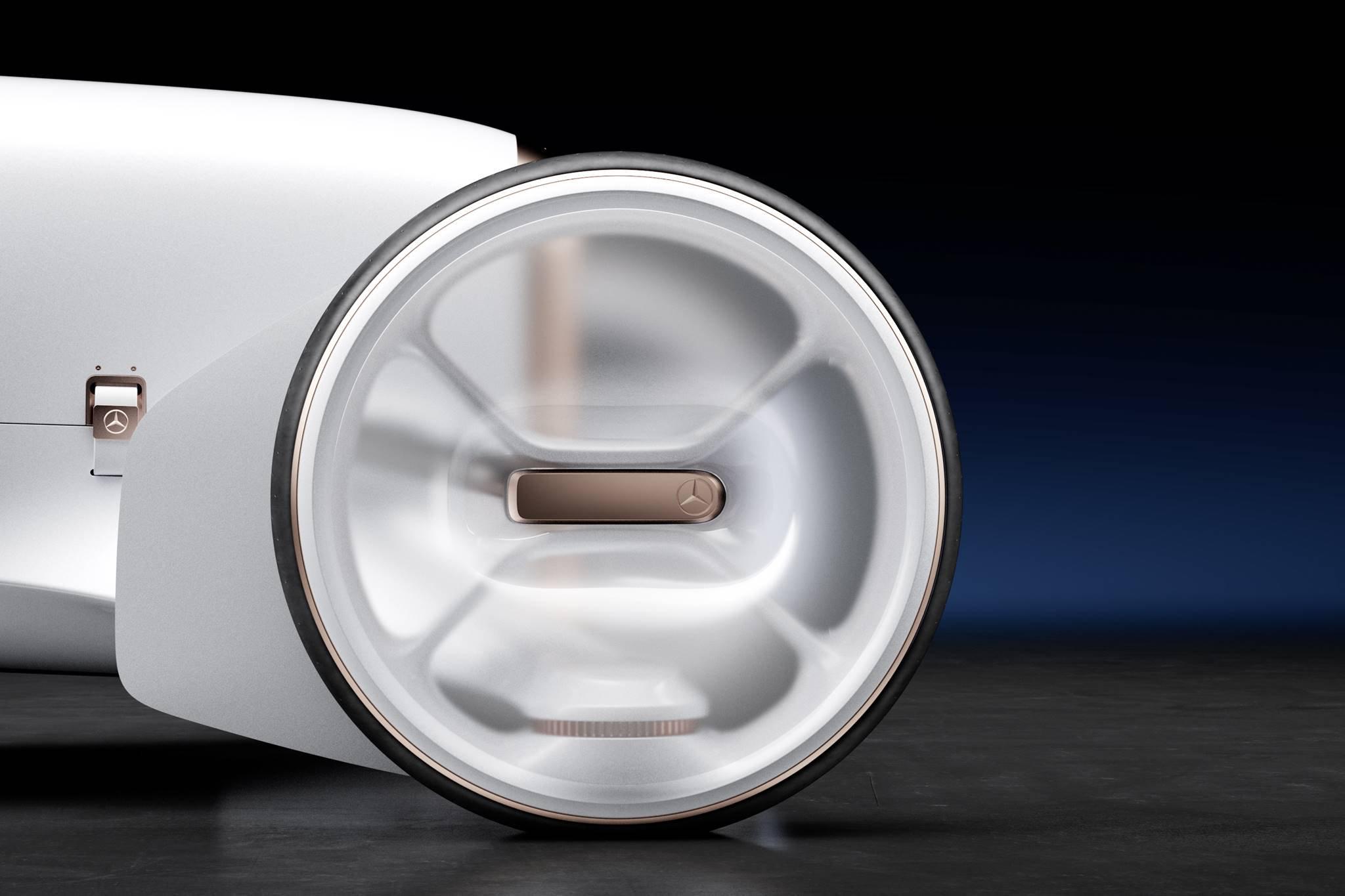 Mercedes-Benz trình làng concept xe tương lai mới có thiết kế hoài cổ-4