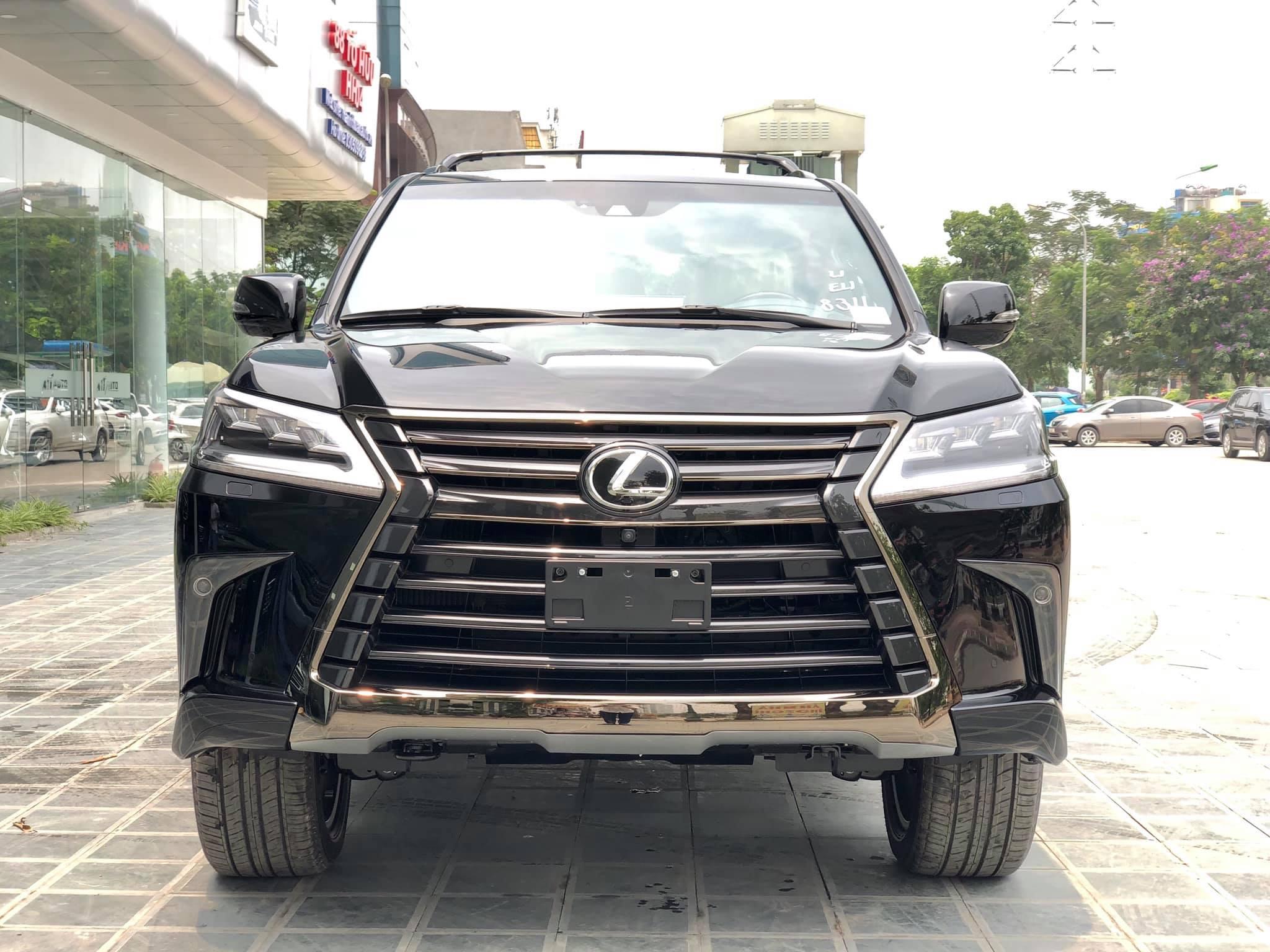 Lexus LX 570 Inspiration hàng hiếm về Việt Nam - 8