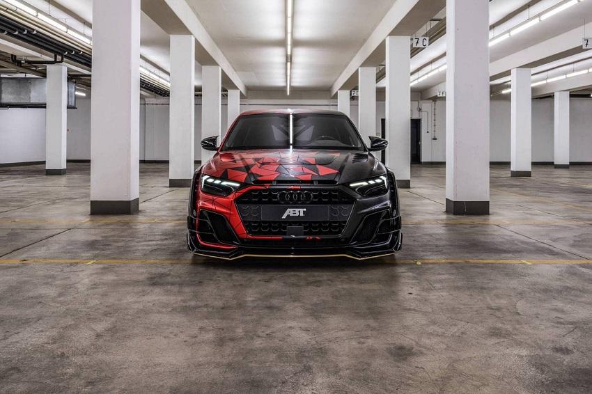 Ra mắt Audi A1 Sportback với bản nâng cấp ABT Sportsline - 11