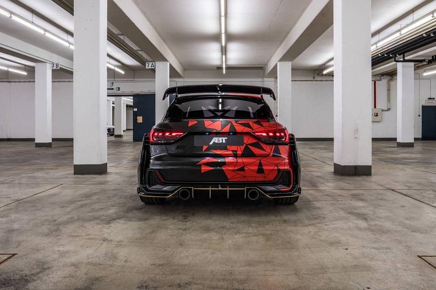Ra mắt Audi A1 Sportback với bản nâng cấp ABT Sportsline - 12