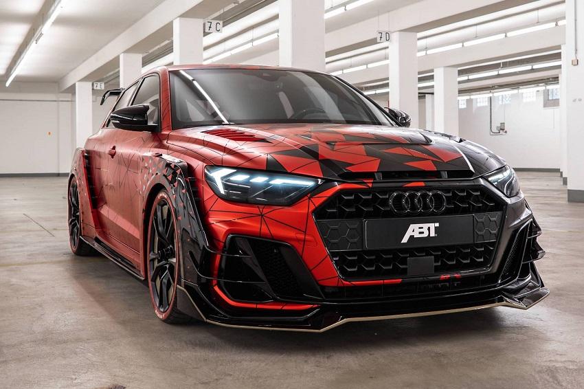 Ra mắt Audi A1 Sportback với bản nâng cấp ABT Sportsline - 13