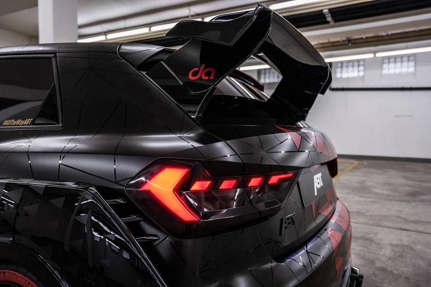 Ra mắt Audi A1 Sportback với bản nâng cấp ABT Sportsline - 19