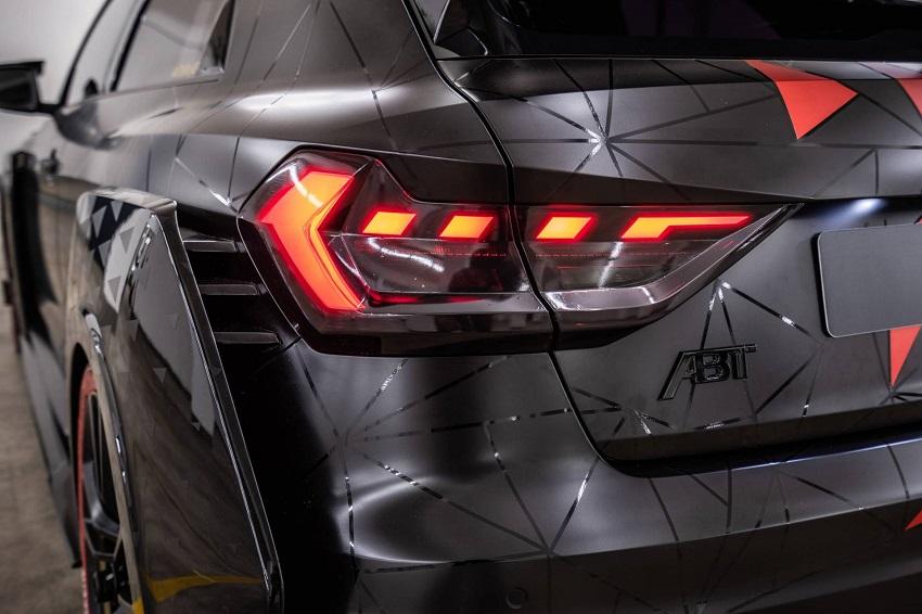 Ra mắt Audi A1 Sportback với bản nâng cấp ABT Sportsline - 20
