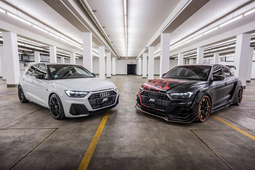 Ra mắt Audi A1 Sportback với bản nâng cấp ABT Sportsline - 27