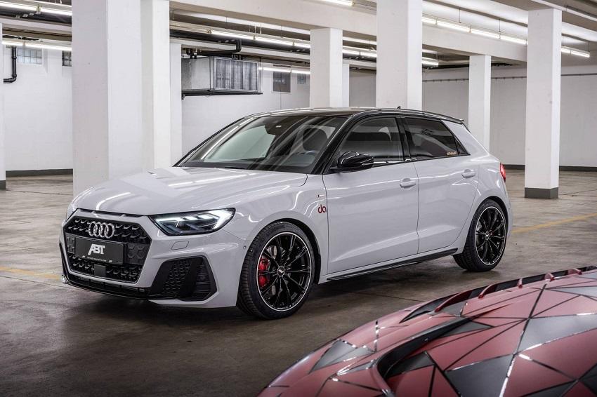 Ra mắt Audi A1 Sportback với bản nâng cấp ABT Sportsline - 28