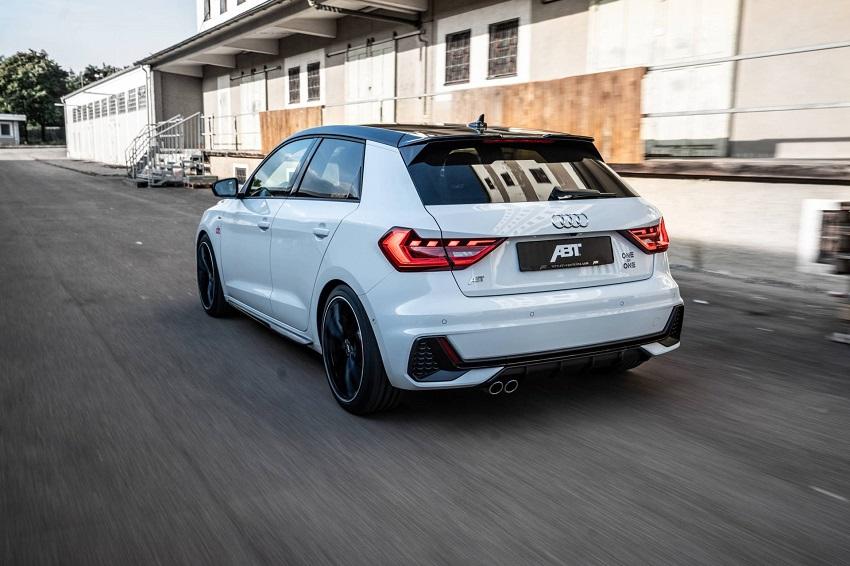 Ra mắt Audi A1 Sportback với bản nâng cấp ABT Sportsline - 29