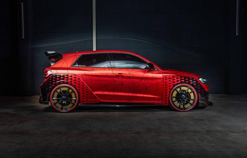 Ra mắt Audi A1 Sportback với bản nâng cấp ABT Sportsline - 5