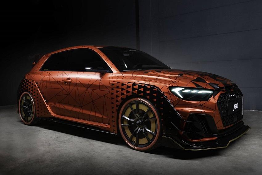 Ra mắt Audi A1 Sportback với bản nâng cấp ABT Sportsline - 6