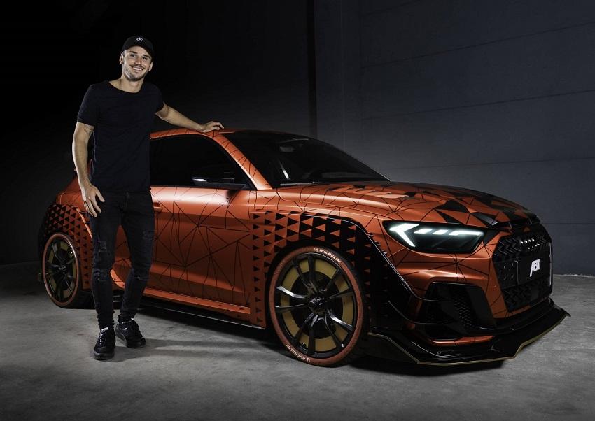 Ra mắt Audi A1 Sportback với bản nâng cấp ABT Sportsline - 7