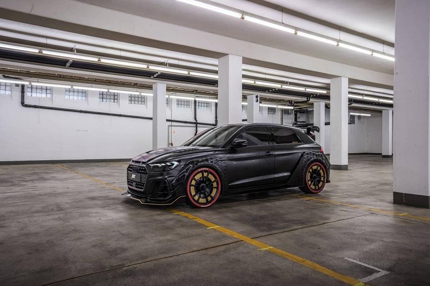 Ra mắt Audi A1 Sportback với bản nâng cấp ABT Sportsline - 9