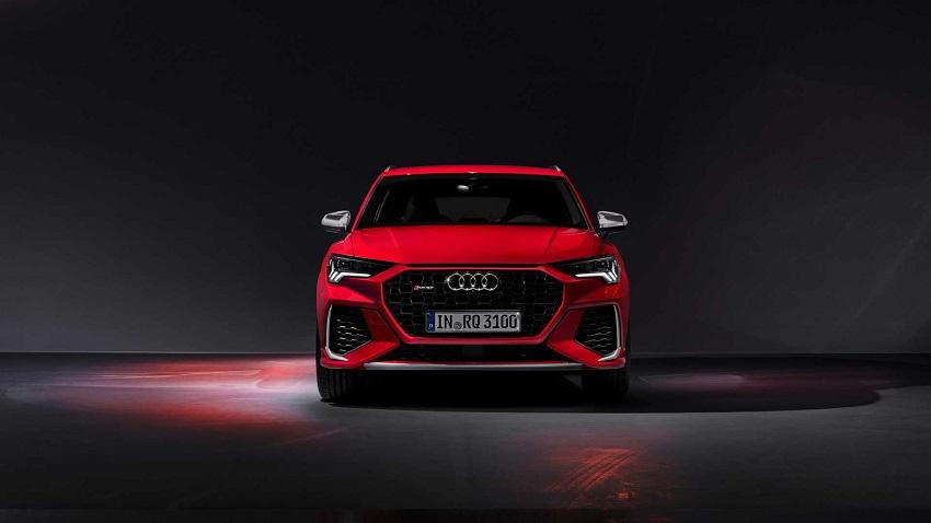 Chào đón Audi RS Q3 và RS Q3 Sportback với công suất 394 mã lực - 10