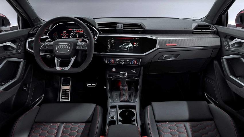 Chào đón Audi RS Q3 và RS Q3 Sportback với công suất 394 mã lực - 19