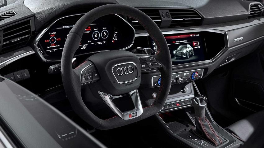 Chào đón Audi RS Q3 và RS Q3 Sportback với công suất 394 mã lực - 20