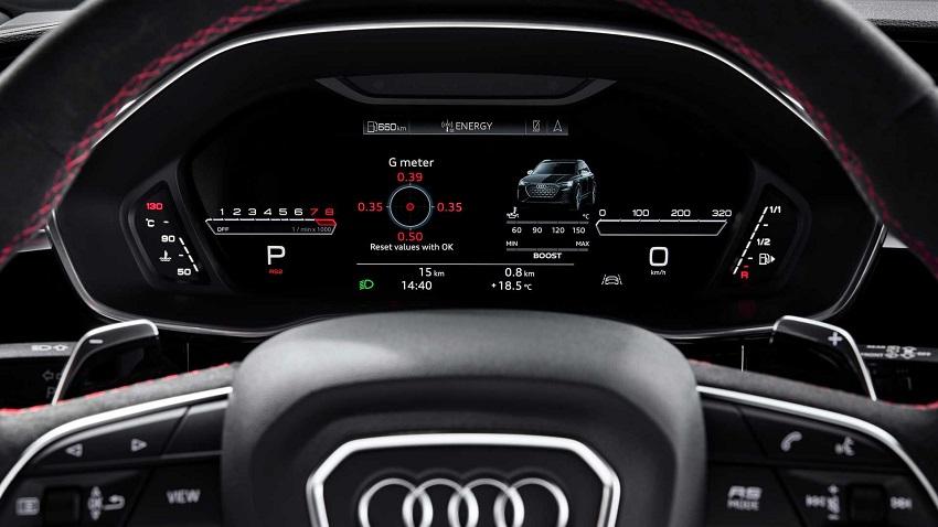 Chào đón Audi RS Q3 và RS Q3 Sportback với công suất 394 mã lực - 23